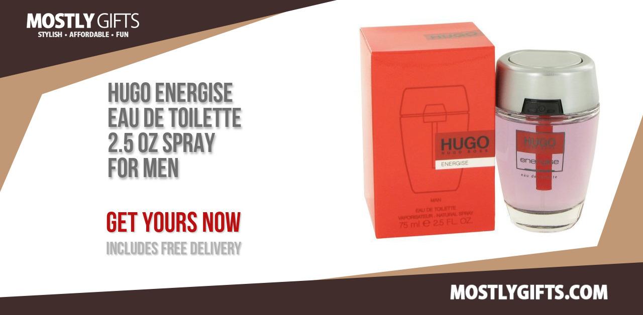 9e9ee03323 SAVE 17% - Buy Hugo Energise By Hugo Boss Eau de Toilette 2.5 Oz Spray For  Men