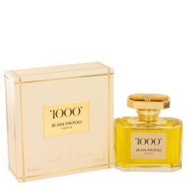 1000 By Jean Patou Eau De Parfum Spray 2.5 Oz