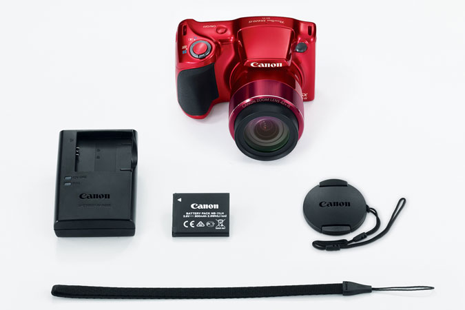 Canon PowerShot SX420 IS Digital Camera Accessories