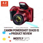 Review of Canon Powershot SX420 IS