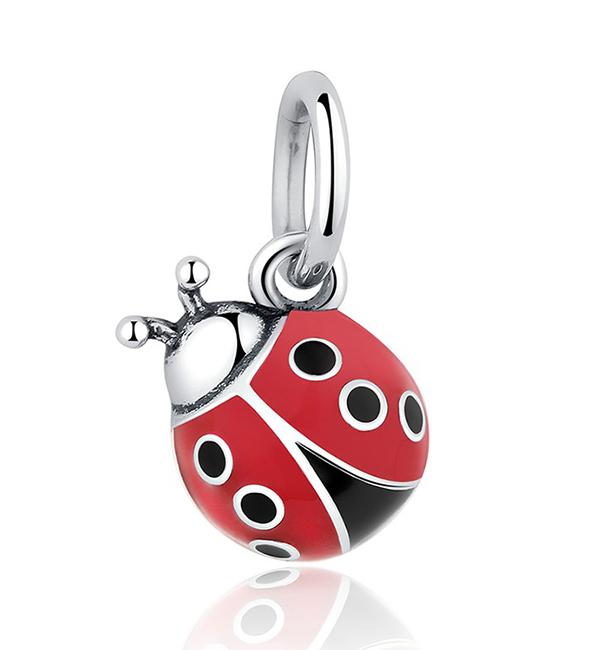 Buy Cute Ladybug Charm