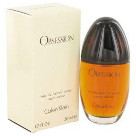 Obsession By Calvin Klein Eau De Parfum Spray 1.7 Oz