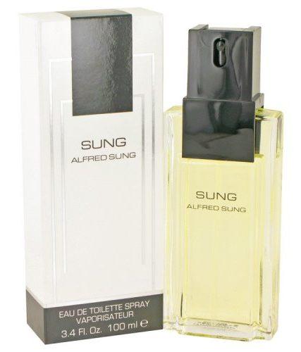 Alfred Sung By Alfred Sung Eau De Toilette Spray 3.4 Oz
