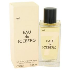 Eau De Iceberg By Iceberg Eau De Toilette Spray 3.3 Oz