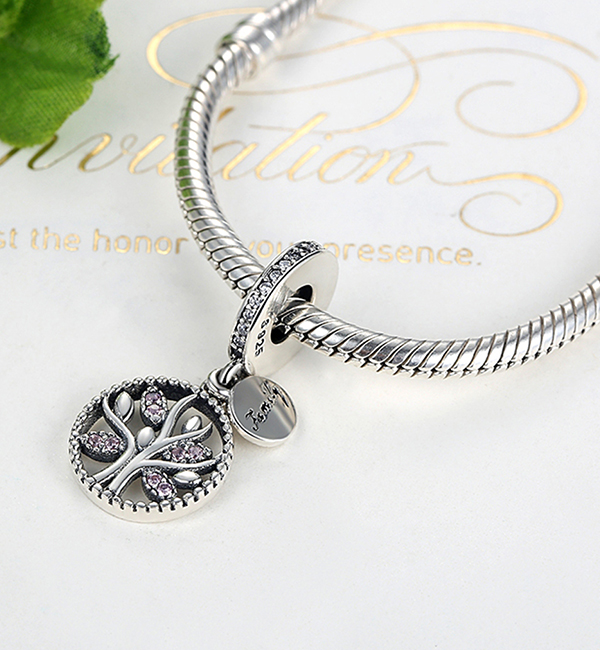 Buy Family Tree Charm Pandora