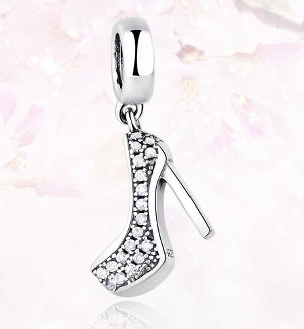 Buy High Heel Pendant Charm