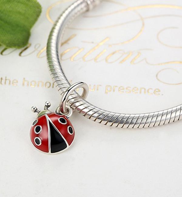 Buy Ladybug Charm
