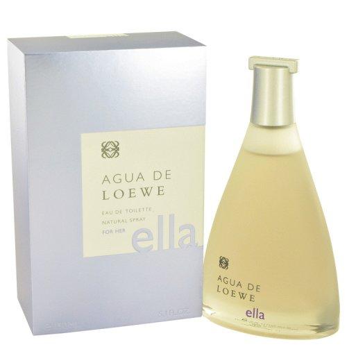 Agua De Loewe Ella By Loewe Eau De Toilette Spray 5.1 Oz
