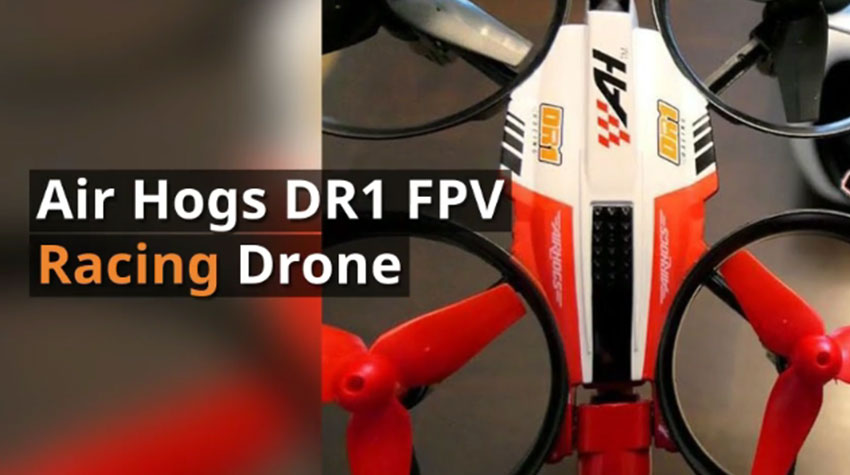 Air Hogs DR1 FPV Toy Racing Drone