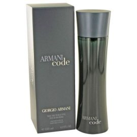 Armani Code By Giorgio Armani Eau De Toilette Spray 4.2 Oz