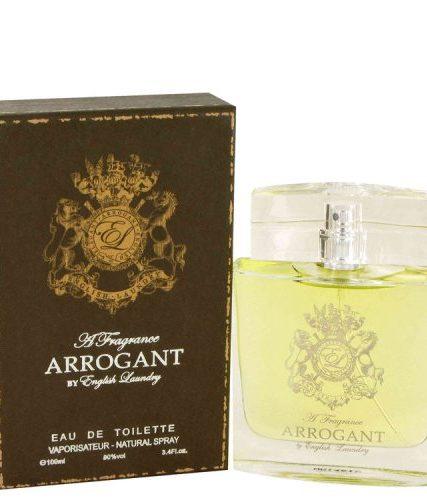 arrogant by english laundry eau de toilette spray 3.4 oz