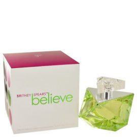 Believe By Britney Spears Eau De Parfum Spray 3.4 Oz