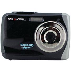 Bell+howell 12.0 Megapixel Wp7 Splash Waterproof Digital Camera (black)