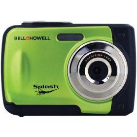 Bell+howell 12.0 Megapixel Wp10 Splash Waterproof Digital Camera (green)