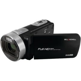 Bell+howell 20.0-megapixel 1080p Dv50hd Fun-flix Camcorder (black)