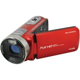 Bell+howell 20.0-megapixel 1080p Dv50hd Fun-flix Camcorder (red)