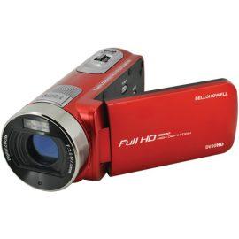 Bell+howell 20.0-megapixel 1080p Dv50hd Fun-flix Camcorder (red)