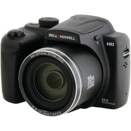 Bell+howell 20.0 Megapixel B35hdz Digital Camera With 35x Optical Zoom