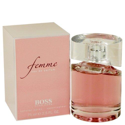 Save 24 Buy Boss Femme By Hugo Boss Eau De Parfum Spray 25 Oz