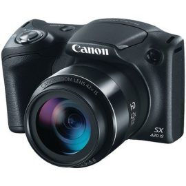 Canon Powershot 20.0 Megapixel Powershot Sx420 Is Digital Camera (black)