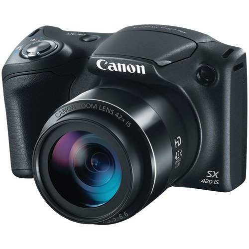Black Canon PowerShot SX420 IS Coupon