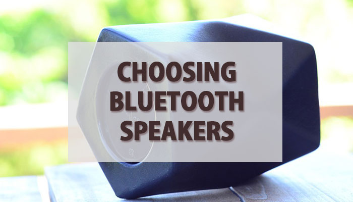 Buying Guide: Choosing Portable Bluetooth Speakers