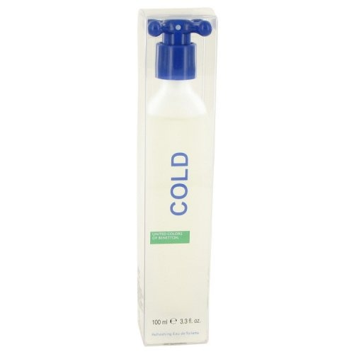 Cold By Benetton Eau De Toilette Spray 3.4 Oz
