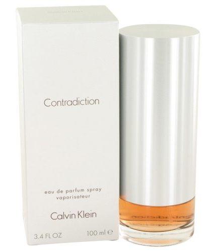 Contradiction By Calvin Klein Eau De Parfum Spray 3.4 Oz