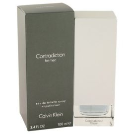 Contradiction By Calvin Klein Eau De Toilette Spray 3.4 Oz