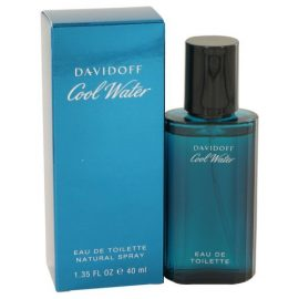 Cool Water By Davidoff Eau De Toilette Spray 1.35 Oz