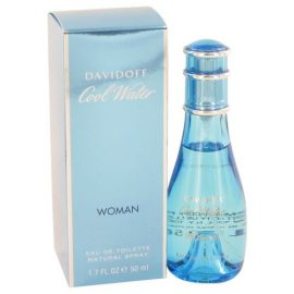 Cool Water By Davidoff Eau De Toilette Spray 1 Oz