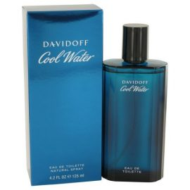 Cool Water By Davidoff Eau De Toilette Spray 4.2 Oz