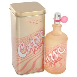 Curve Wave By Liz Claiborne Eau De Toilette Spray 3.4 Oz