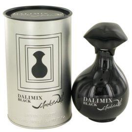 Dalimix Black By Salvador Dali Eau De Toilette Spray 3.4 Oz
