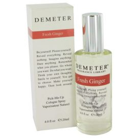 Demeter By Demeter Fresh Ginger Cologne Spray 4 Oz