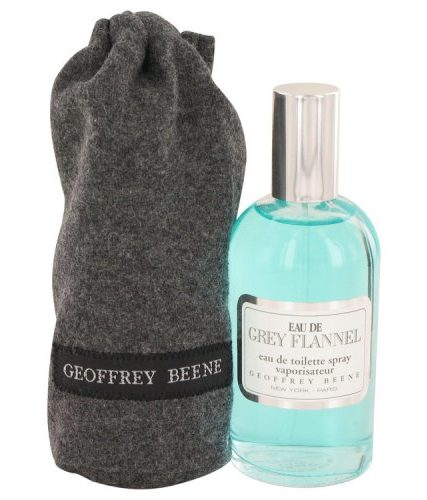 Eau De Grey Flannel By Geoffrey Beene Eau De Toilette Spray 4 Oz