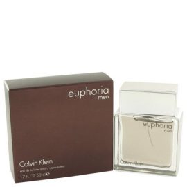 Euphoria By Calvin Klein Eau De Toilette Spray 1.7 Oz