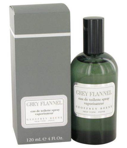 Grey Flannel By Geoffrey Beene Eau De Toilette Spray 4 Oz