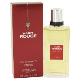Habit Rouge By Guerlain Cologne / Eau De Toilette Spray 3.4 Oz