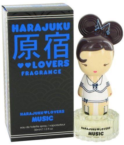 Harajuku Lovers Music By Gwen Stefani Eau De Toilette Spray 1 Oz