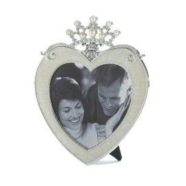 Heart Crown Frame 5x5