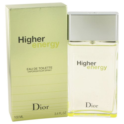 Higher Energy By Christian Dior Eau De Toilette Spray 3.3 Oz