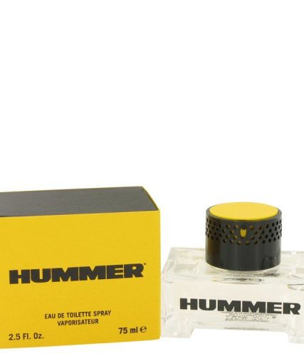 Hummer By Hummer Eau De Toilette Spray 2.5 Oz