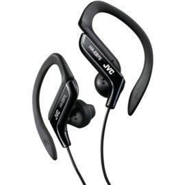 JVC Ear-clip Earbuds (black)