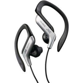 JVC Ear-clip Earbuds (silver)