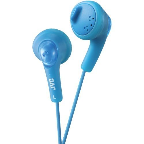 JVC Gumy Earbuds (blue)