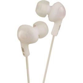JVC Gumy Plus Inner-ear Earbuds (white)