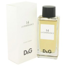 La Temperance 14 By Dolce & Gabbana Eau De Toilette Spray 3.3 Oz