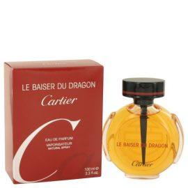 Le Baiser Du Dragon By Cartier Eau De Parfum Spray 3.3 Oz