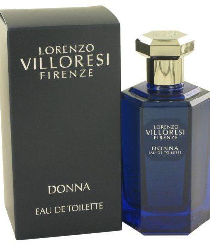 Lorenzo Villoresi Firenze Donna By Lorenzo Villoresi Eau De Toilette Spray (unisex) 3.3 Oz